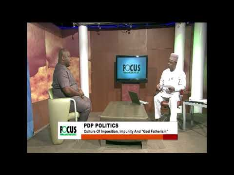 WATCH Dr  Ifeanyi Ubah Live On FOCUS NIGERIA AIT