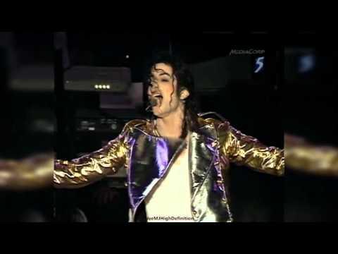 Michael Jackson - Stranger In Moscow - Live Copenhagen 1997 - HD