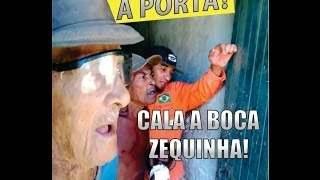 Chora Paixão &  Dona Tereza - A porta II