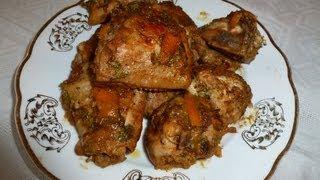 Курица по-тайски (рецепт моей мамы)