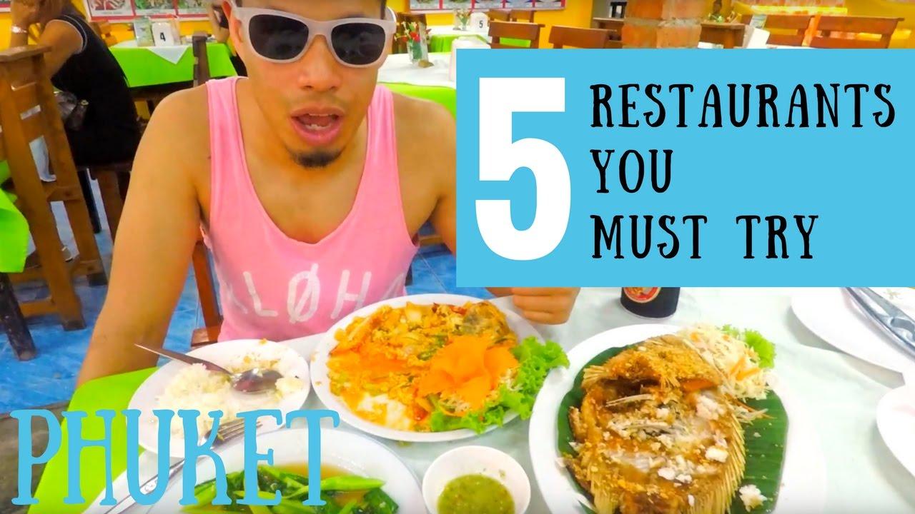 Must Eat Food In Et Thailand Top 5 Restaurants I Loved