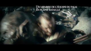 """Faux raccords (inédit) trilogie """"Le Seigneur des Anneaux"""""""