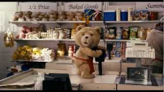 TED Movie Trailer 2012 - Official [HD]