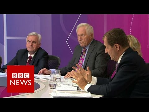 Campbell v McDonnell over Labour - BBC News