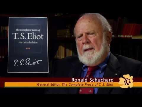 T.s eliot as a critic essay