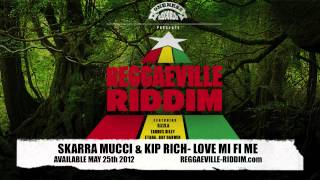 Megamix: Reggaeville Riddim [OUT MAY 25TH 2012 ] mixed by Flowin Vibes