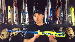 2018 Rawlings Quatro USA Baseball Bat - Quick Review