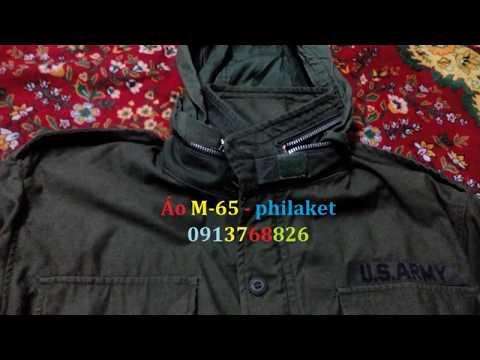 M-65 - Philaket - Jacket U.S.ARMY - 0913768826