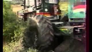 Europa Truck Trial 7 in the 90s. Timberjack, Gama Goat, Tatra,  Unimog