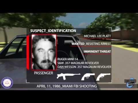 ผลการค้นหารูปภาพสำหรับ FBI Miami 1986