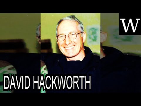 DAVID HACKWORTH - WikiVidi Documentary