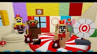 The Banana Splits Show Scene Remade to Roblox