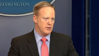 Full Video: Spicer says travel ban not a travel ban despite Trump calling it a travel ban
