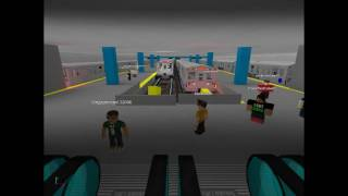 ROBLOX CTA L Train Real Accident at Chicago O'Hare International Airport.