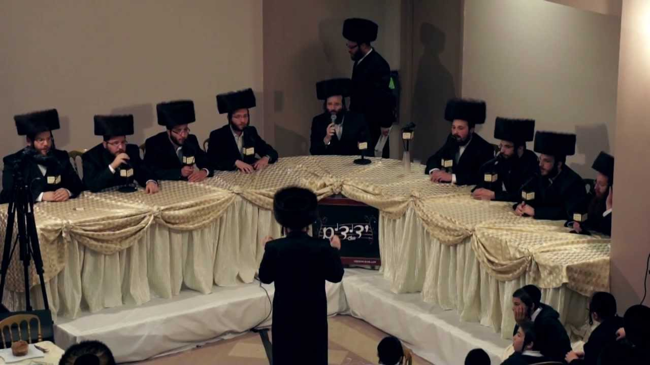 Shloime Taussig and Yedidim Choir - Yoisef Hashem