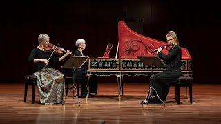 La familia Bach y el estilo sentimental | Petra Müllejans, Daniela Lieb y Sabine Bauer