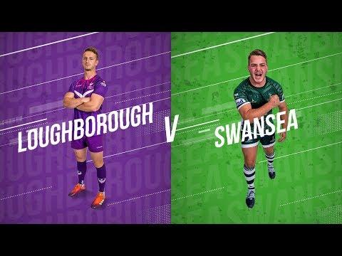 LIVE BUCS SUPER RUGBY 19/20 | Loughborough V Swansea