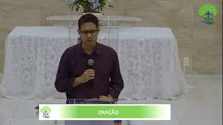 LIVE - IPMN  -  ESTUDO BÍBLICO    TEMA: NÃO JULGUEM UNS AOS OUTROS .  SEMINARISTA: CAIO CÉSAR