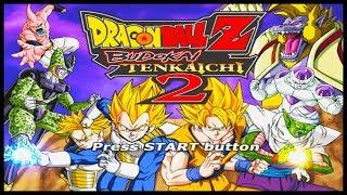 Dragon Ball Z Budokai TENKAICHI 2 - SAGA SAYAJIN (HD 60Fps) #1