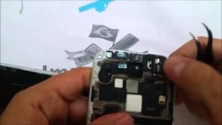Troca e desmontagem Display samsung S4 I9505 I9500 I9515