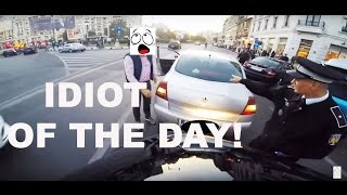Road Rage/idiot of the day!!
