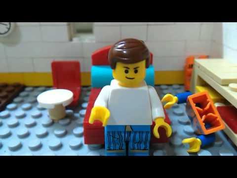Good Morning Emmet! : A Brickfilm