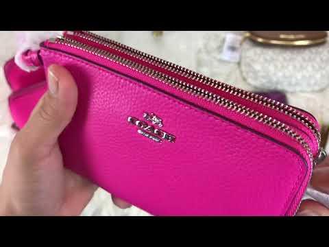Designer bag Michael Kors Coach Fendi  thrift haul!
