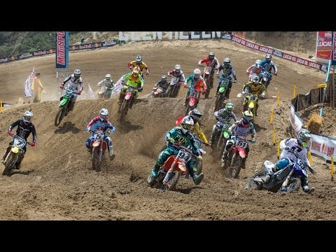 2014 Red Bull Glen Helen National Race Highlights