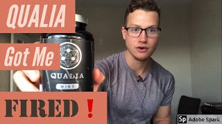 Gambar cover Qualia Mind Review - Nootropic Supplement - How it got me FIRED from my JOB❗️
