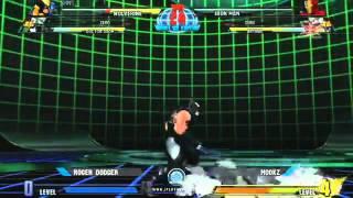 MVC3: Starbase Arcade Ranking Battles 1.3 - PT 1/3