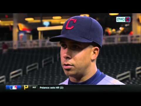 Michael Brantley joins Andre after recording his first hit of 2016