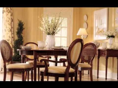 Dining room color schemes ideas
