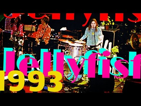 Jellyfish / spilt milk  live1993
