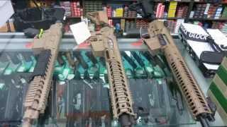 АР-10 - выборка из лучших моделей - Часть 4, HK MR762/417, LMT, LWRC, KAC,