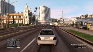 GTA 5 #42 Убийство - панель. Прохождение на русском