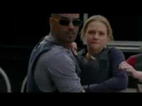 Criminal Minds - Will Gets Shot - Season 7 Finale