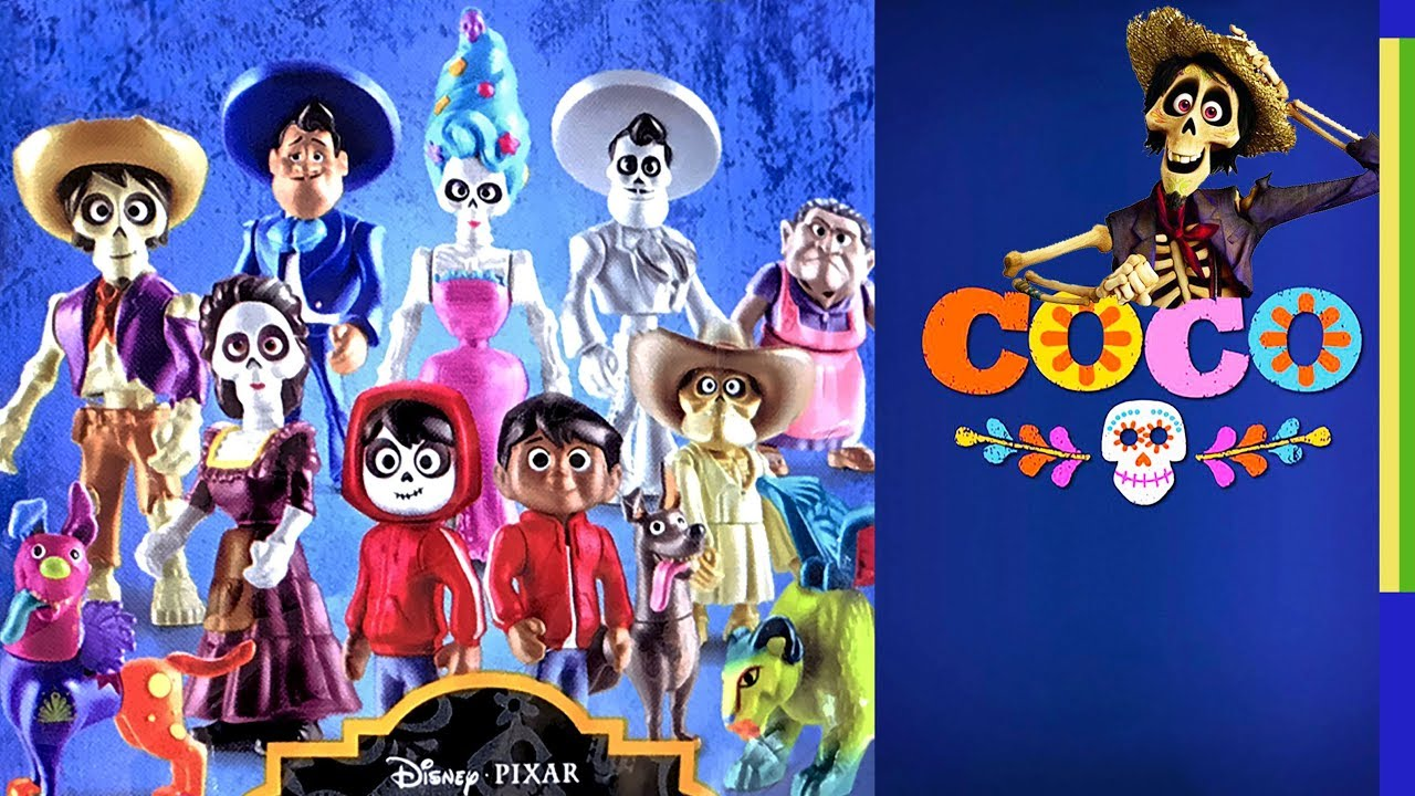 Disney Pixar Coco Skullectables Figures Blind Bags Series 1 Toys