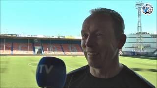 Wil Boessen blikt vooruit op het duel met Jong Ajax