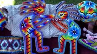 Wixáritari (Huichol) Art - Beadwork