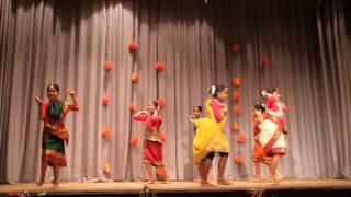 Kolusu Kadai Orathila - Deepavali performance Wettingen