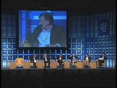 Davos Annual Meeting 2004 -  The Future of Transatlantic Relations