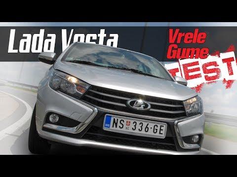 Lada Vesta 1.6- Road test by Miodrag Piroški