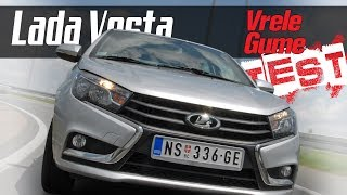 Lada Vesta 1.6- Road test by Miodrag Piroški