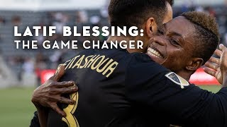 Latif Blessing LOVES Making LAFC Fans Happy | Beita Time