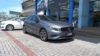Mercedes Benz A Class 2013 Videos
