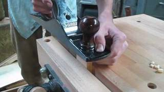 How To Setup A Hand Plane.