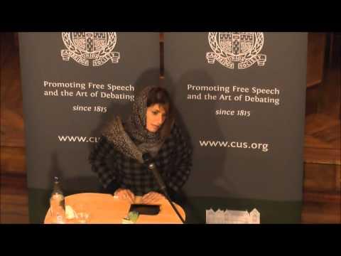 HRH Princess Basmah Bint Saud, The Cambridge Union Society