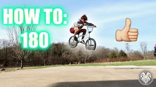 HOW TO 180 EASIEST WAY! *LIKE A PRO*