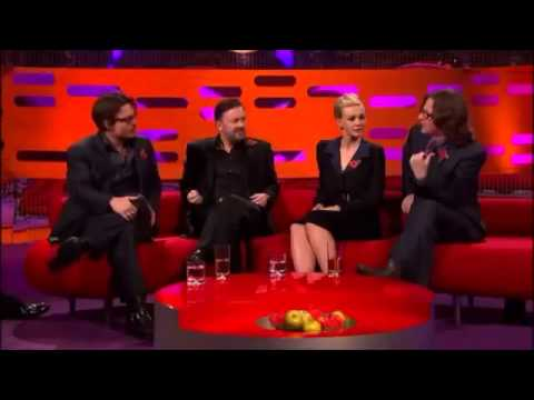 The Graham Norton    S10E03   Johnny Depp, Carey Mulligan, Ricky Gervais, Ed Byrne