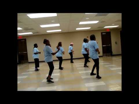 Good Morning Line Dance (Mandisa)